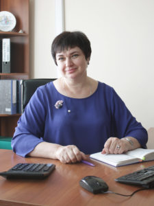Крамарева Татьяна Константиновна