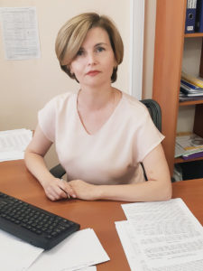 Фартусова Оксана Николаевна